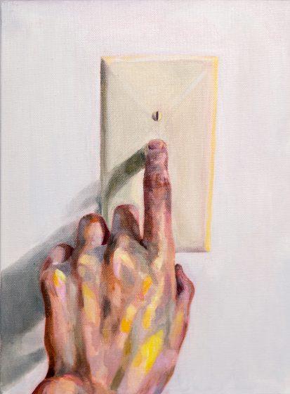 RISD Pre-College Painting major