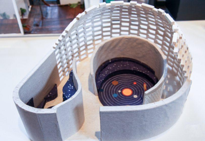RISD Pre-College Interior Design major