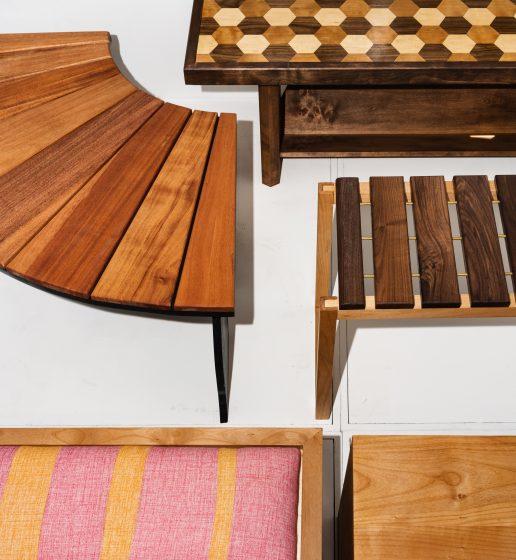 Zeke Eisner, Jacob Eldred, Thomas Nettesheim, RISD Pre-College Furniture Design major