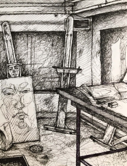 Bhavika Lalwani, RISD Pre-College Drawing Foundations