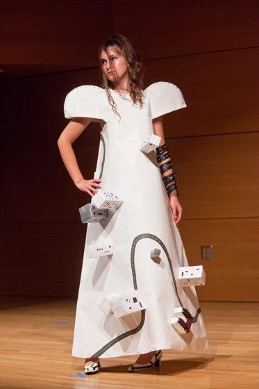 Julia Sica, RISD Pre-College Fashion Design major