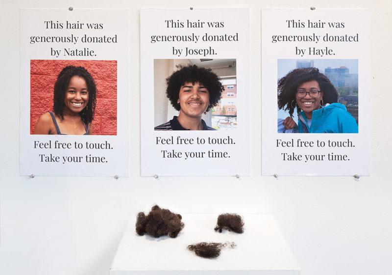 Natalie Tyson, RISD Pre-College Art and Activism major